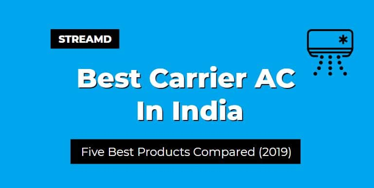 Best Carrier AC