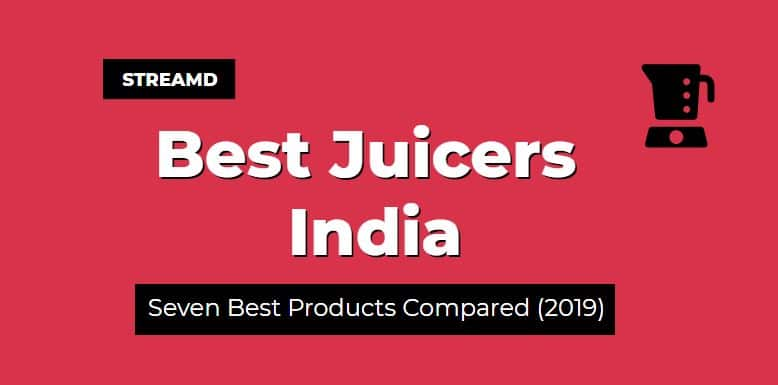Best Juicers India