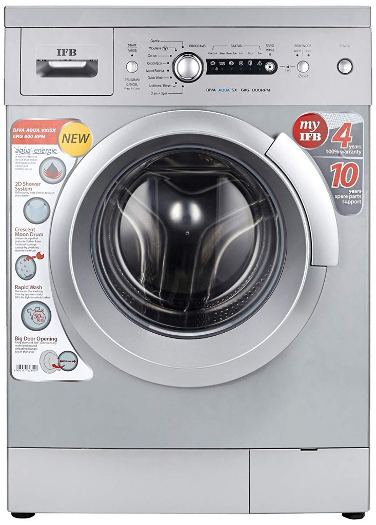 10 Best Front Load Washing Machines 2019 2