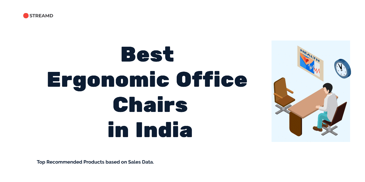 Ergonomic Office Chairs India
