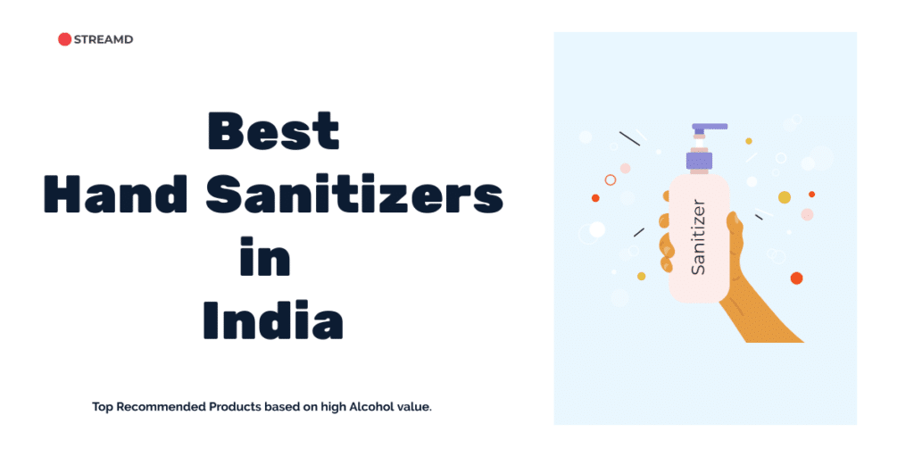Best Hand Sanitizers in India