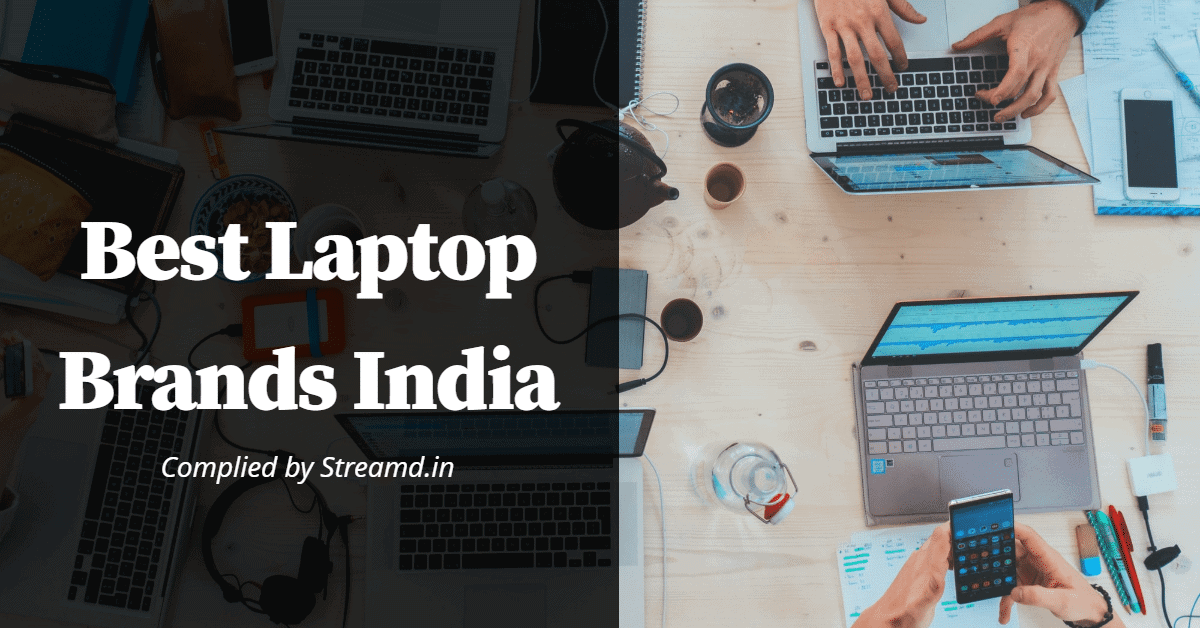 Best Laptop Brands India