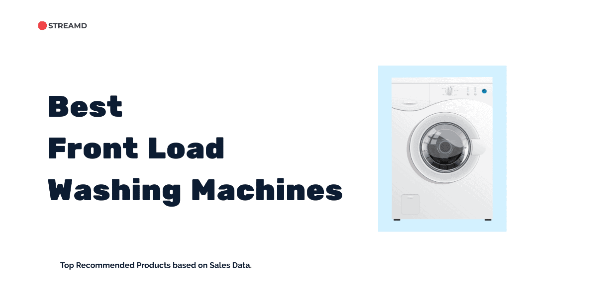 Front Load Best Washing Machines
