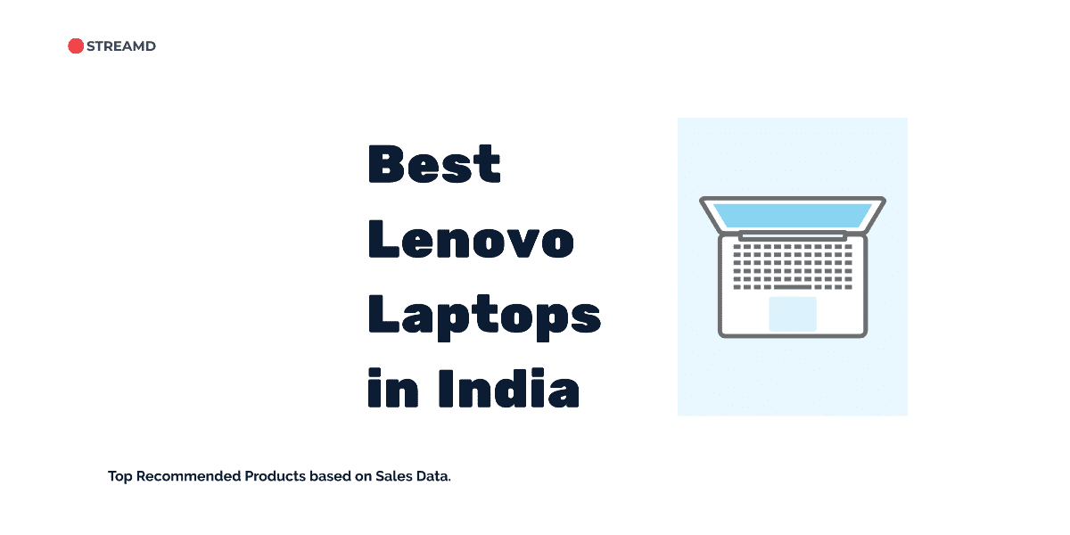 Best Lenovo Laptops in India