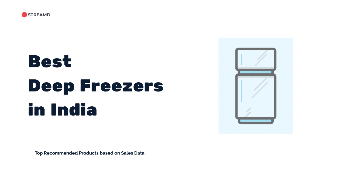 Best Deep Freezers in India