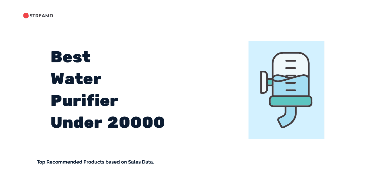 Best Water Purifier Under 20000