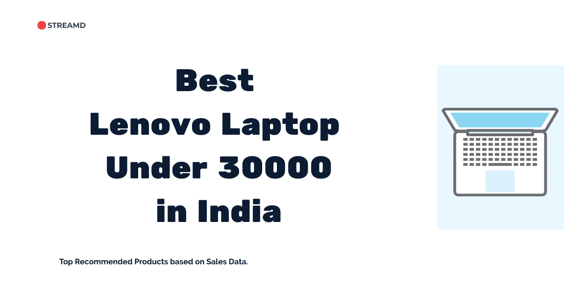 Best Lenovo Laptop Under 30000 in India