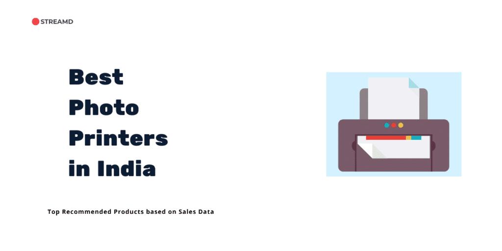 Best Photo Printers in India
