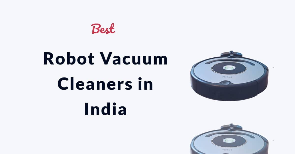 Best Robot Vaccum Cleaner India