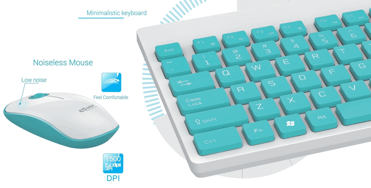 Best Wireless Keyboard And Mouse Under 1000