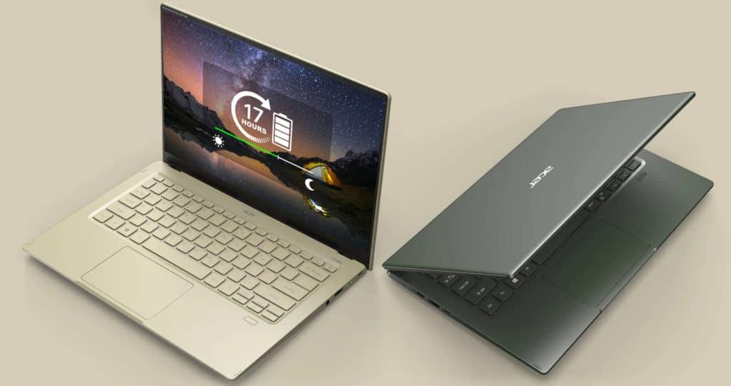 Swift 5 Laptop