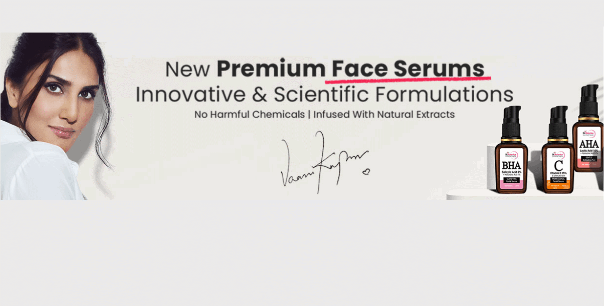 best face serum for glowing skin in india