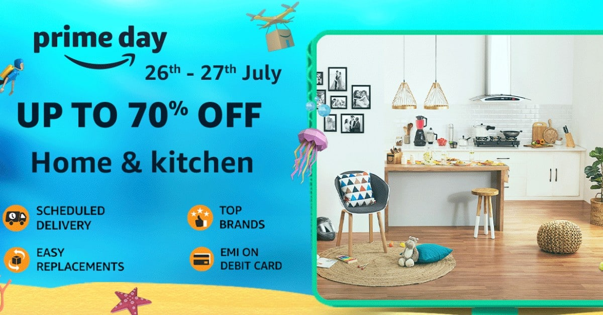 Amazon Prime Home and Kitchen Deals