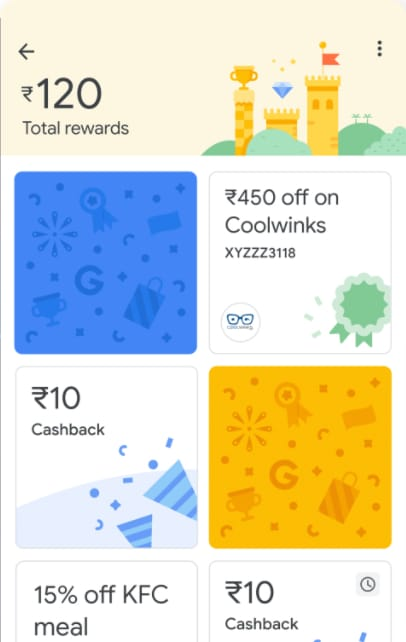 Google Pay UPI