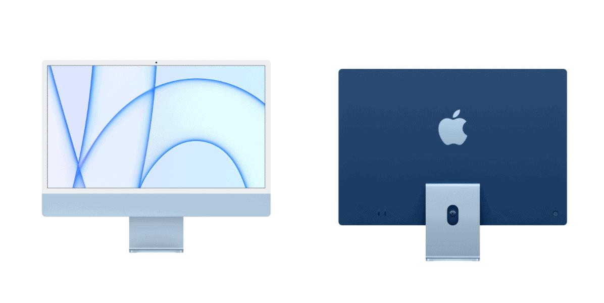 Apple iMac 24 2021 Price In India