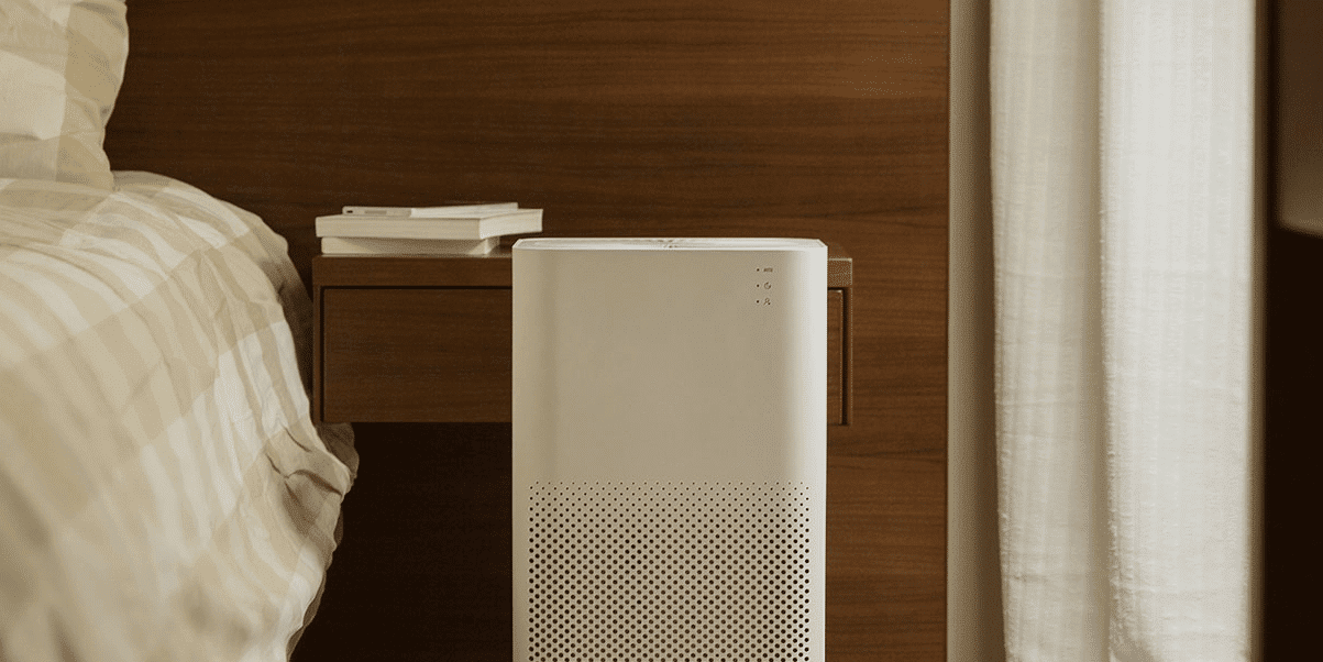 Mi Air Purifier 2c With True Hepa Filter Price In India