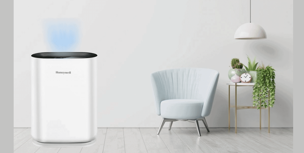 Honeywell Air Touch A5 Air Purifier Price In India